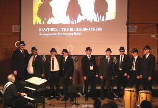 Rawhide von den Blues Brothers